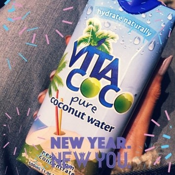 Vita Coco Coconut Water uploaded by Diane N.