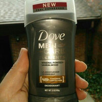 Dove Beauty Clean Comfort Deodorant for Men uploaded by Mike M.
