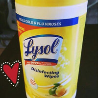 Lysol Disinfecting Wipes - Lemon uploaded by Sanchita A.
