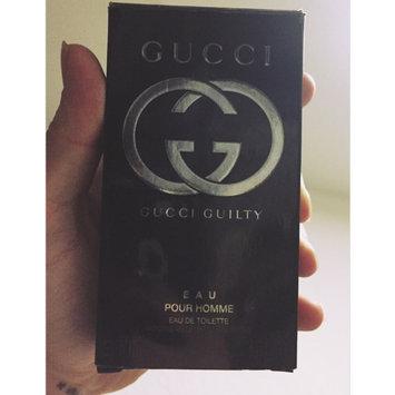 Photo of Gucci Guilty Eau Pour Homme Eau de Toilette Spray uploaded by Michael V.