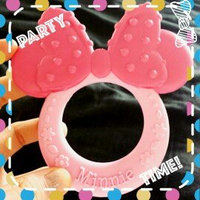 NUK Disney Minnie Mouse Teether - Pink uploaded by Kat M.