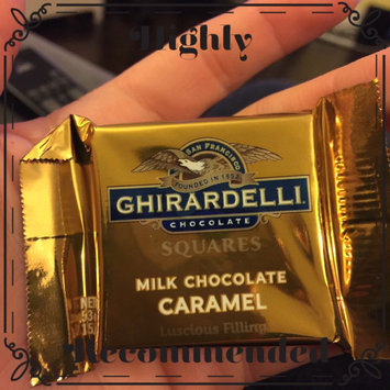 Ghirardelli Chocolate Squares Milk & Caramel uploaded by Arianna G.