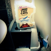 Purina Tidy Cats Tidy Cats LightWeight 24/7 Performance Scoop Litter Jug - 8.5lb uploaded by Anne V.