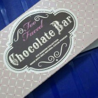 Too Faced Chocolate Bar Eyeshadow Palette uploaded by Kelly Black