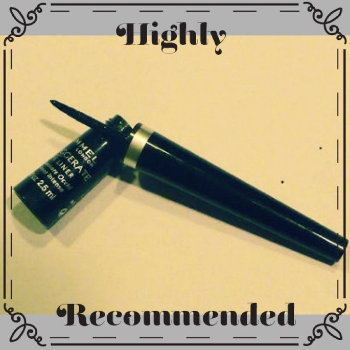 Rimmel London Exaggerate Waterproof Eyeliner uploaded by Melissa R.