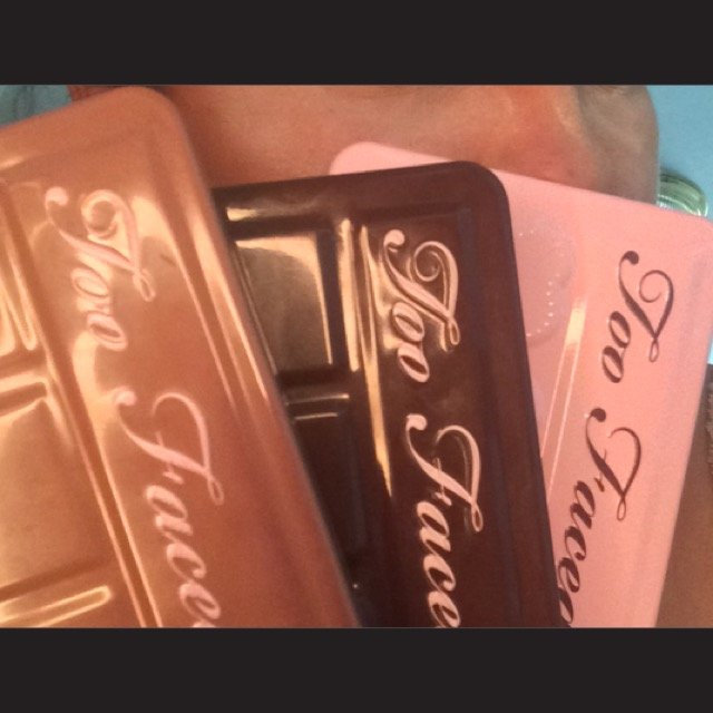 Photo of Too Faced Semi Sweet Chocolate Bar uploaded by Jennifer A.