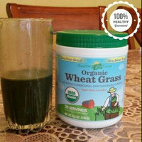 Amazing Grass Organic Wheat Grass Powder, 8.5 oz uploaded by Cherry G.