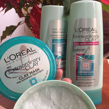 L'Oréal Extraordinary Clay Pre-Shampoo Treatment  Mask uploaded by Marilyn R.