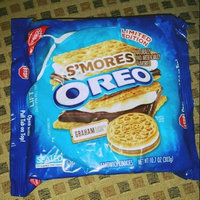 Nabisco Oreo Sandwich Cookies S'mores uploaded by Tathiana Y.