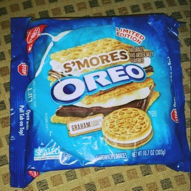 Oreo S'mores Sandwich Cookies uploaded by Tathiana Michelle Y.