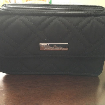 Photo of Vera Bradley All in One Crossbody and Wristlet for iPhone 6+ in Classic Black uploaded by Erin B.