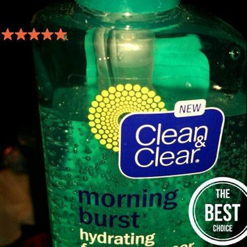 Photo of Clean & Clear® Morning Burst® Hydrating Facial Cleanser uploaded by Christie M.