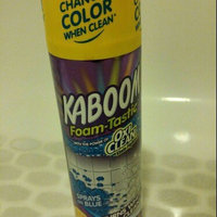 Kaboom Foam-Tastic Color Changing Bathroom Cleaner uploaded by millie r.