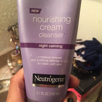 Photo of Neutrogena Night Calming Nourishing Cream Cleanser uploaded by Linda  A.