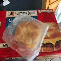 Jimmy Dean® Croissant Sandwiches Sausage, Egg & Cheese uploaded by Jessica G.