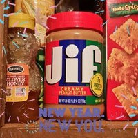 Jif Creamy Peanut Butter Spread uploaded by Cassie N.