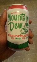 Mountain Dew Throwback Soda uploaded by Benji P.