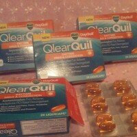 Vicks QlearQuil Sinus & Congestion Daytime Liquicaps, 24 ea uploaded by Beverly R.