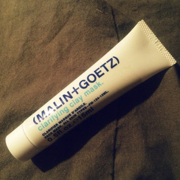 Photo of Malin + Goetz Clarifying Clay Mask, Travel Size, .5 Oz uploaded by Amanda O.