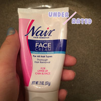 Nair Moisturizing Face Cream, 2 Ounce uploaded by Grace A.