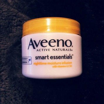 Photo of Aveeno® Smart Essentials® Nighttime Moisture Infusion uploaded by Falesha G.