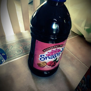 Photo of Snapple All Natural Raspberry Iced Tea uploaded by Ashleigh M.