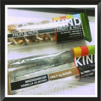 KIND  Nuts & Spices Madagascar Vanilla Almond Bar uploaded by Kimberly T.
