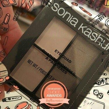 Sonia Kashuk Eyeshadow Quad Set in Stone 19 0.18 oz uploaded by Jen M.