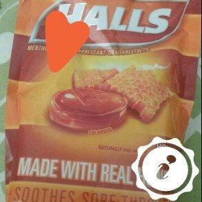 Photo of HALLS Honey Lemon Cough Menthol Drops uploaded by Ashlee S.