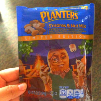 Photo of Planters Limited Edition S'mores & Nut Mix 6.5 oz. Pouch uploaded by Alondra S.