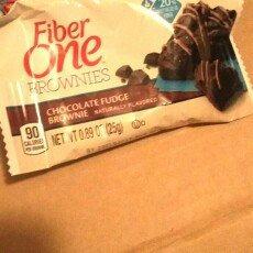 Photo of Fiber One 90 Calorie Chocolate Fudge Brownie uploaded by Akeisha E.