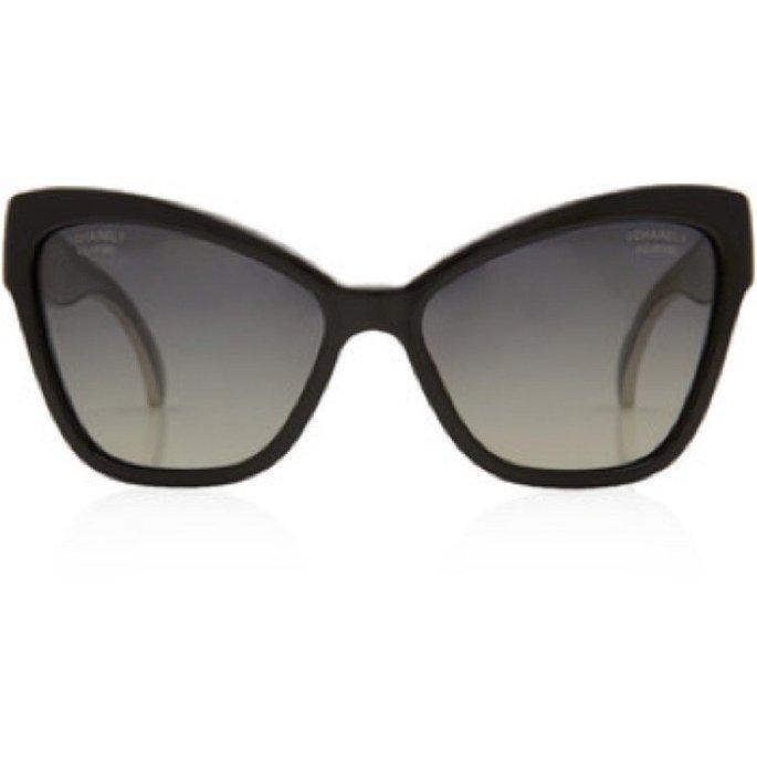 Outlook Eyewear Avril Teal Blue Cateye Sunglasses uploaded by Cam S.
