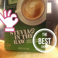 Stevia In The Raw 100% Natural Zero Calorie Sweetener - 50 CT uploaded by CVT/ Ligia R.