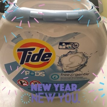 Tide Free & Gentle Liquid Laundry Detergent uploaded by Babs H.