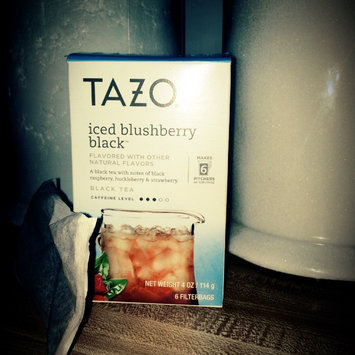 Photo of Tazo Iced Blushberry Black™ uploaded by Brittany P.