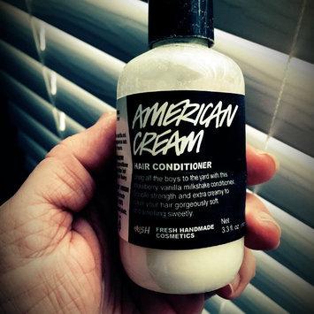 Lush American Cream Conditioner uploaded by Alisha C.