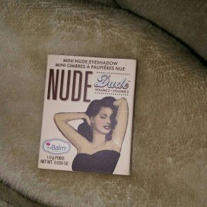 Thebalm the Balm Nude Dude Palette uploaded by Holly N.