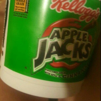 Photo of Kellogg's Apple Jacks Cereal uploaded by Faith M.