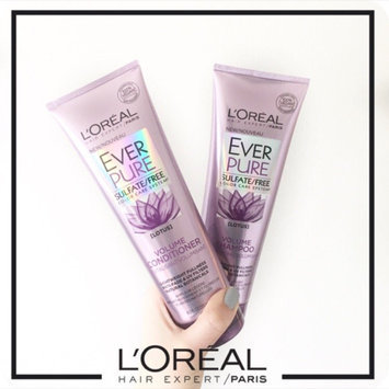 L'Oréal EverPure Volume Shampoo uploaded by Kali C.