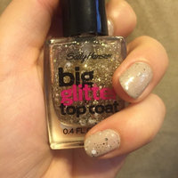 Sally Hansen Big Glitter Top Coat - Blue Moonlight uploaded by Rachel F.