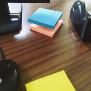 Photo of Post-it Notes Super Sticky uploaded by Ashley C.