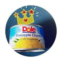 Dole Pineapple Chunks in 100% Pineapple Juice uploaded by Kat O.