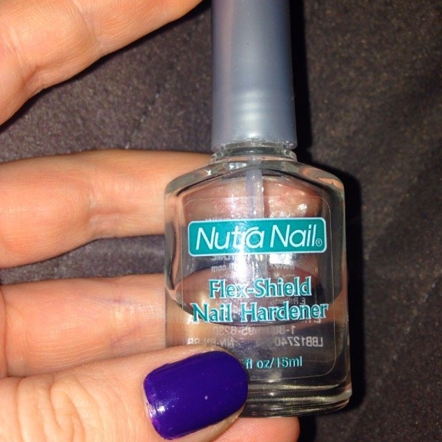Nutra Nail Bullet-Proof Strengthening Formula uploaded by Nikki S.