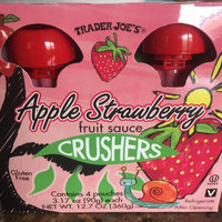 Trader Joe's Fruit Crushers Combo Pack - 1 Box of Applesauce, 1 Box of Apple+strawberry uploaded by Alison C.