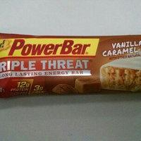 PowerBar Triple Threat Energy Bar Vanilla Caramel Nut uploaded by Amber V.