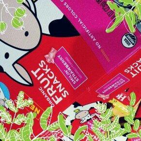 Photo of Horizon Smilin' Strawberry Fruit Snacks uploaded by Laura B.