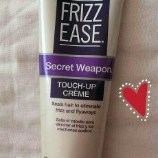 John Frieda Frizz-Ease Secret Weapon Flawless Finishing Creme uploaded by Maria R.