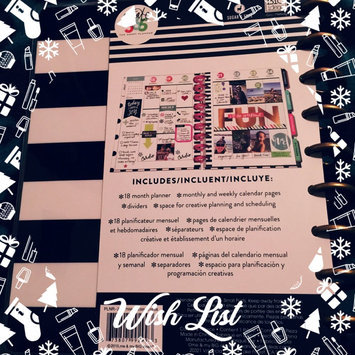 Photo of Create 365 18-Month Planner 7.75X9.75-Make Everyday Count uploaded by Carly V.