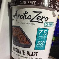 Arctic Zero Brownie Blast Ice Cream uploaded by Alicia B.