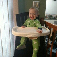 Eddie Bauer Classic 3-in-1 Wood High Chair - Coal Creek uploaded by Victoria C.